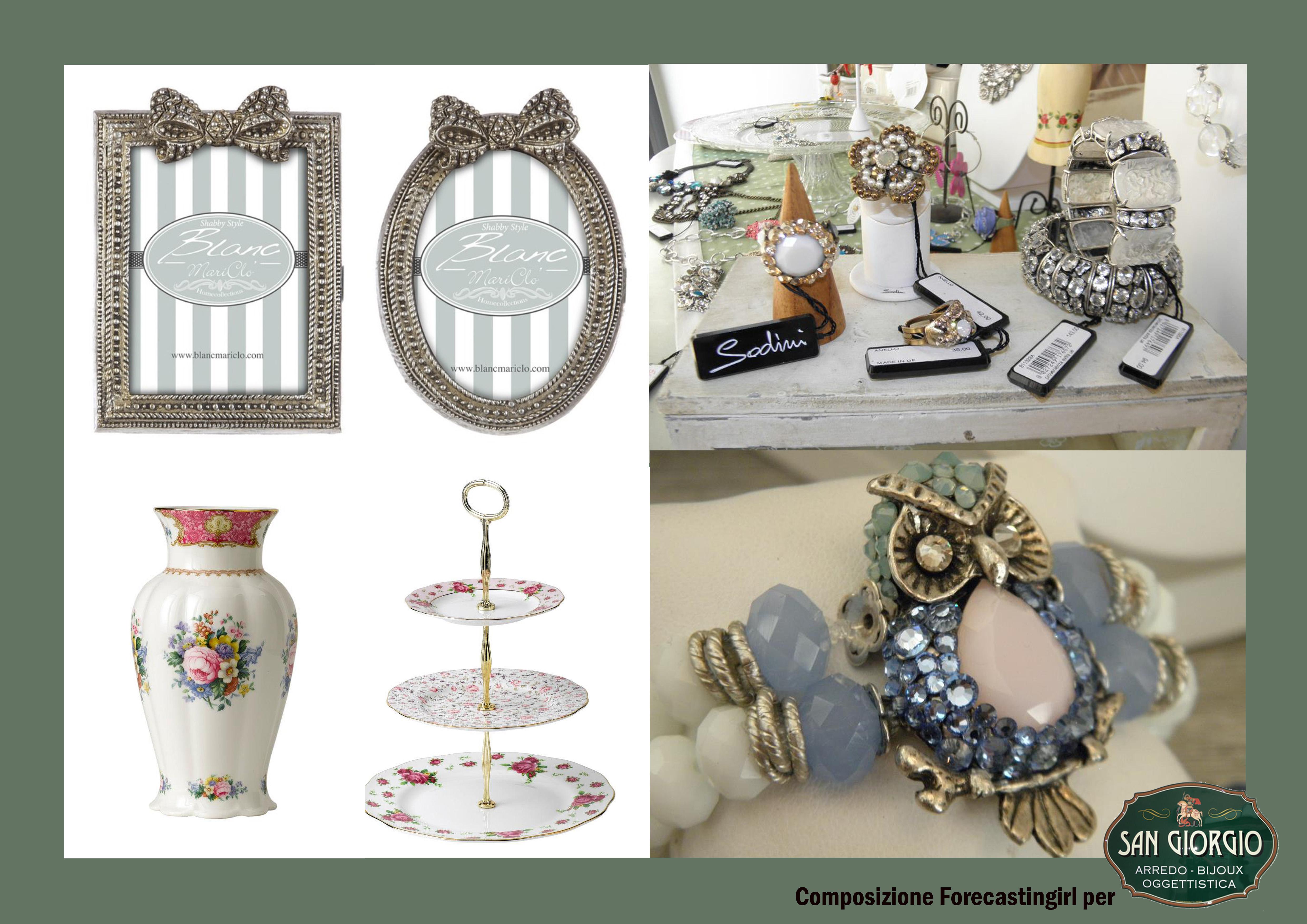 Oggetti d'arredo, Bijoux e ceramiche d'autore